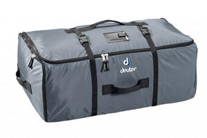 Deuter Cargo Bag Exp Granite - Backpackers Gallery backpacks bag