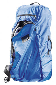 Deuter Rain Cover Cargo 75L Cobalt - Backpackers Gallery