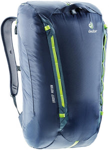 Deuter Gravity Motion Navy Granite - Backpackers Gallery backpacks bag