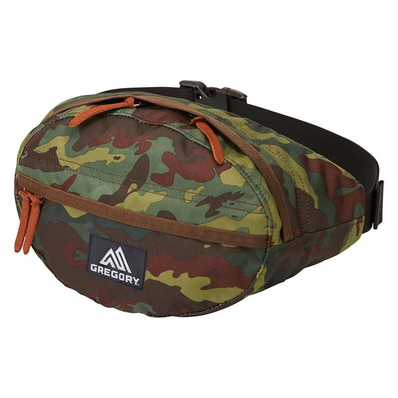 Gregory - Tailmate Deep Forest Camo  Pouch - Backpackers Gallery backpacks bag
