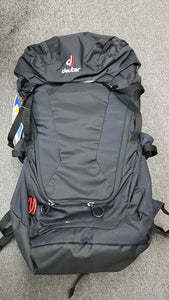 Deuter Futura 26 SL black-Hiking - Backpackers Gallery backpacks bag