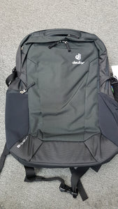 Deuter Gigant black - Backpackers Gallery backpacks bag