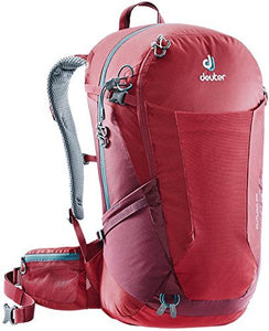 Deuter Futura 28 (2018) Cranberry Maron - Backpackers Gallery backpacks bag