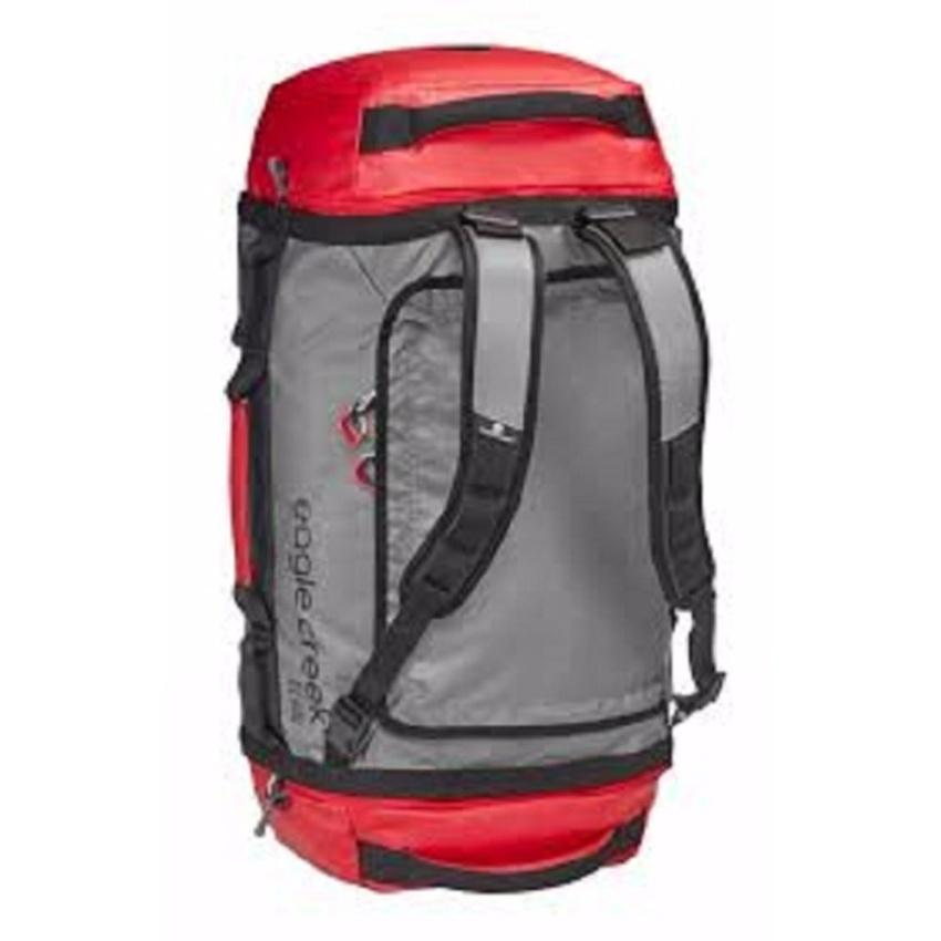 Eagle Creek Cargo Hauler Duffle 60L Red - Backpackers Gallery backpacks bag