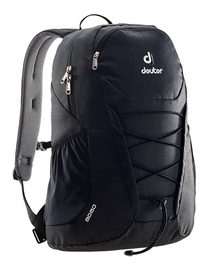 Deuter Daypack Go-Go ( 2019 ) Black - Backpackers Gallery