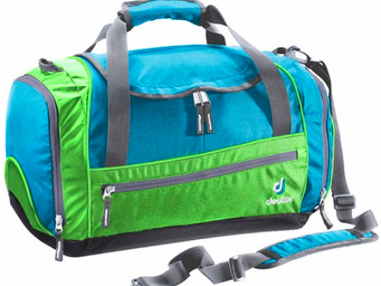 Deuter Hopper 40L Turquoise-Kiwi - Backpackers Gallery backpacks bag