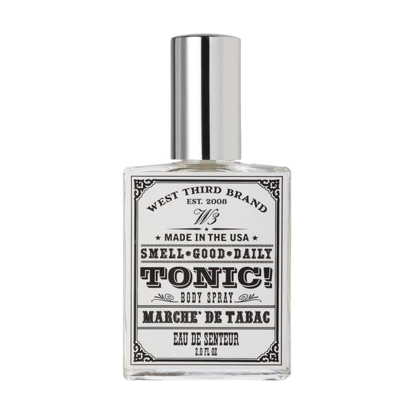 Smell Good Daily, Marché de Tabac