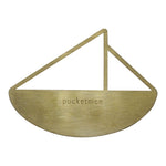 Pocket Square Boat (messing)