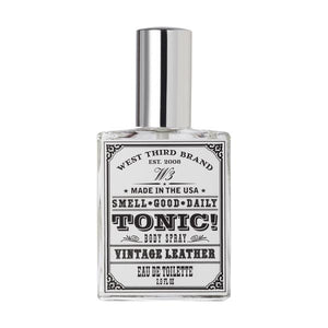 Smell Good Daily, Vintage Leather