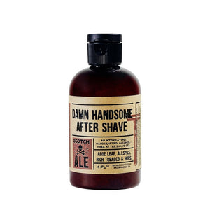Damn Handsome After Shave Gel Scotch Ale