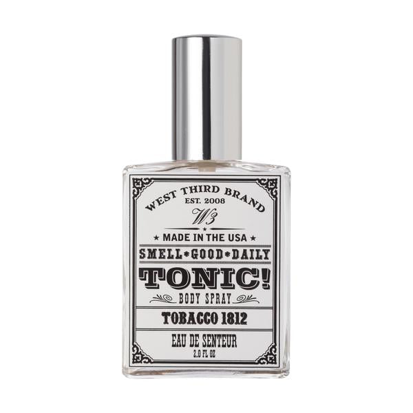 Smell Good Daily, Tobacco 1812