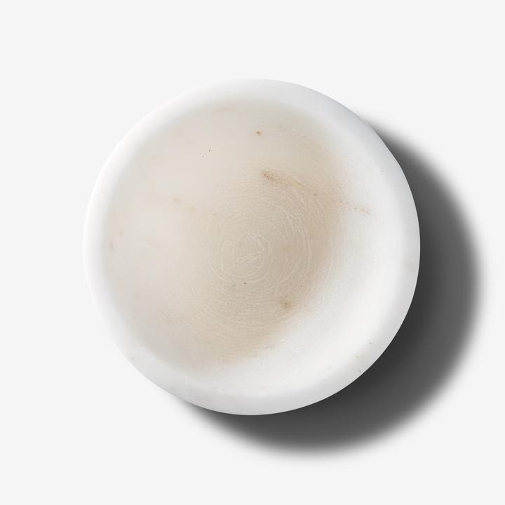 Barberskål, Marble Shaving Bowl
