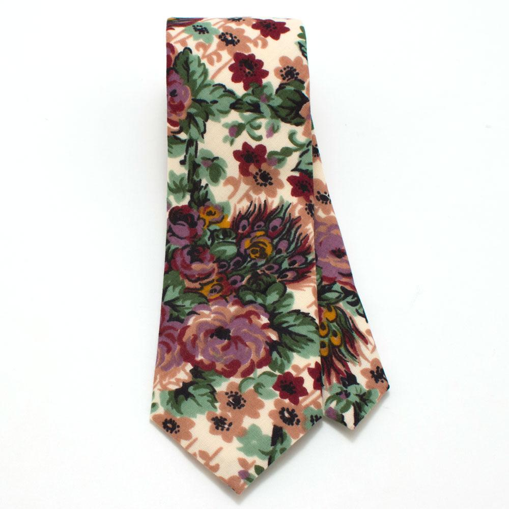 Slips, 1940s Floral & Fauna