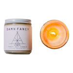 Damn Fancy Hop Flower Candle