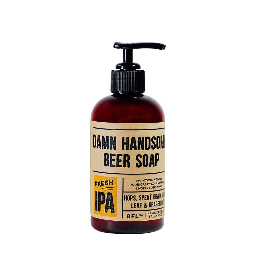 Damn Handsome Beer Soap, IPA