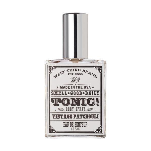 Smell Good Daily, Vintage Patchouli