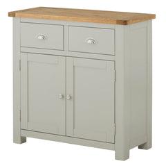 Portland Oak 2 Door 2 Drawer Sideboard - The Rocking Chair