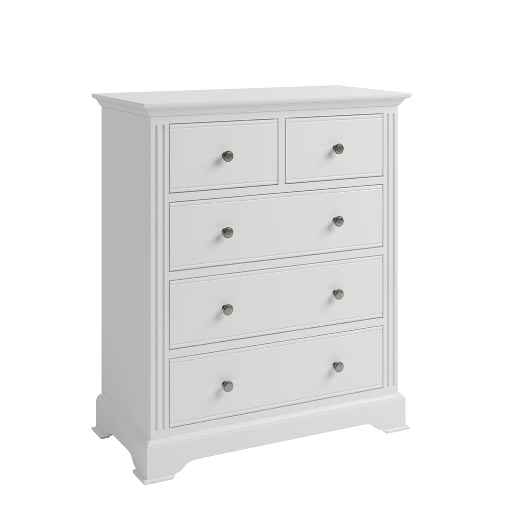 French Elegance 2 Over 3 Chest of Drawers