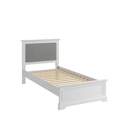 French Elegance Painted  Bed Single Double & King