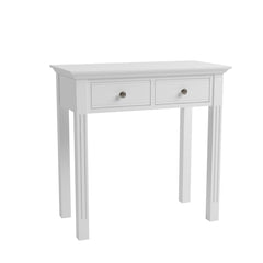 French Elegance 2 Drawer Dressing Table