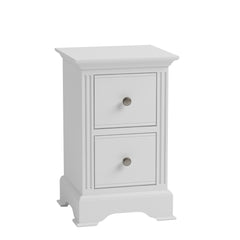 French Elegance 2 Drawer Bedside