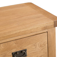 Oakhampton Oak 2 Over 3 Chest of Drawers
