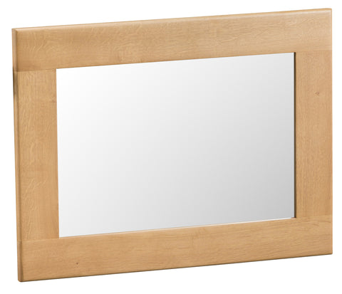 Oakhampton Oak Small Mirror