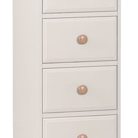 Dorset Oak Painted 4 Drawer Chest of Drawers