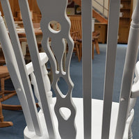 Painted Beech Fiddle Rocking Chair - The Rocking Chair