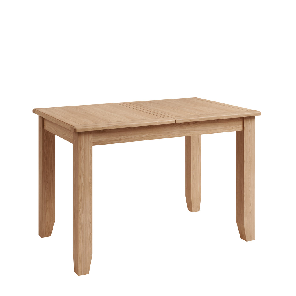 Gower Oak 1.2m Extending Dining Table