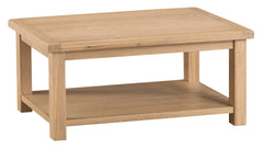 Oakhampton Oak Medium Coffee Table