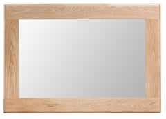Oslo Oak Wall Mirror