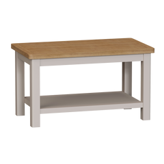 Radnor Oak & Painted Dining Small Coffee Table