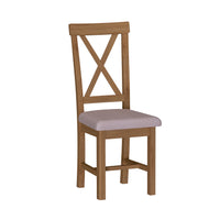 Radnor Oak Dining Slat Chair