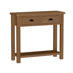 Radnor Oak Dining Console Table