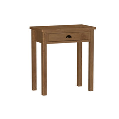 Radnor Oak Bedroom 1 Drawer Dressing Table