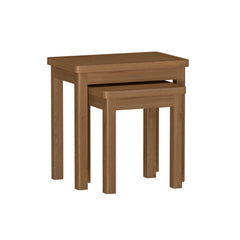 Radnor Oak Dining Nest of 2 Tables