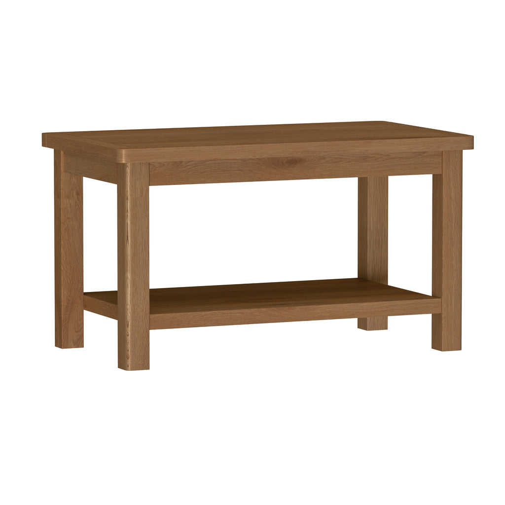 Radnor Oak Dining Small Coffee Table