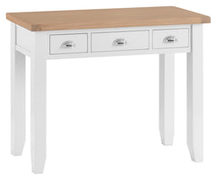 Toronto Painted 3 Drawer Dressing Table