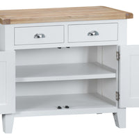 Toronto Painted 2 Door 2 Drawer Sideboard