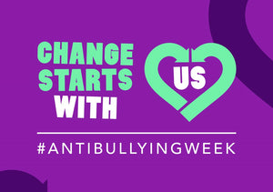 "School Pack - Anti-Bullying Week 2019 ""Change Starts With Us"""