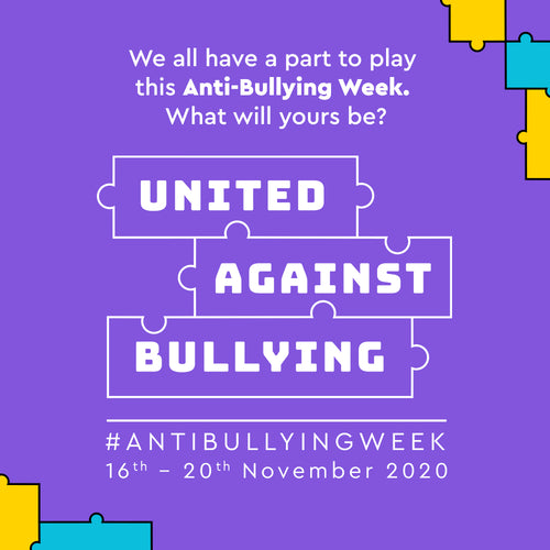 School Pack - Anti-Bullying Week 2020: United Against Bullying