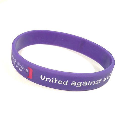 United Against Bullying - Wristbands