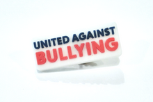 "Pin Badges ""United Against Bullying"""