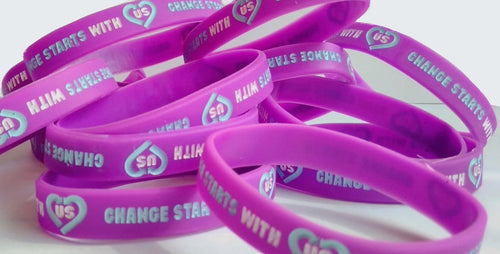 Wristbands - Anti-Bullying Week 2019