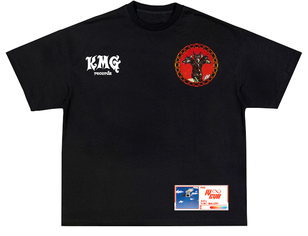 I. KMG Records <r> ( Heavy Weight Tee )