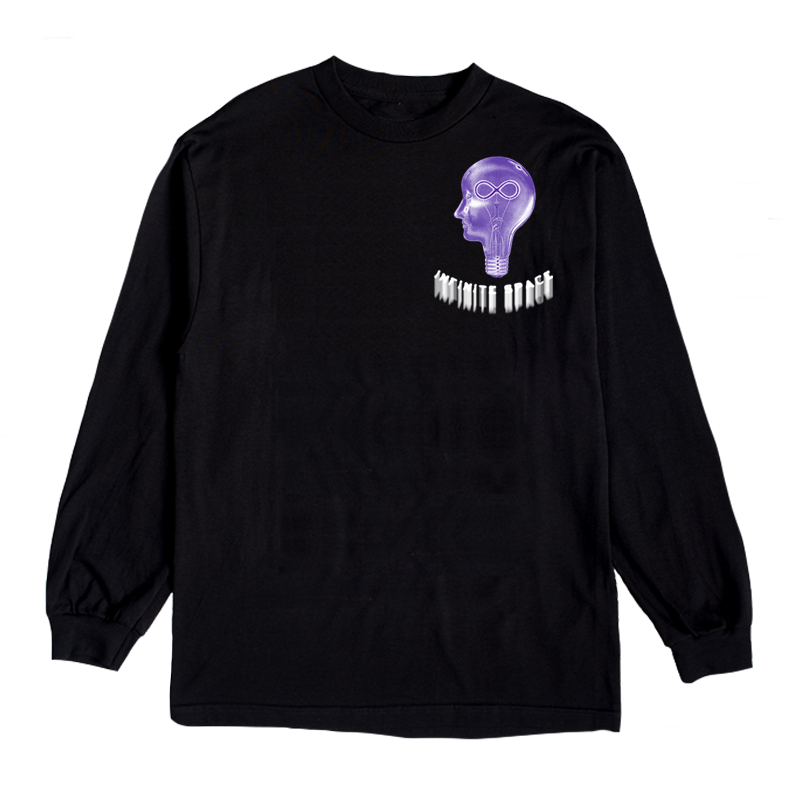 III. Infinite Space Longsleeve ( Heavy Weight )
