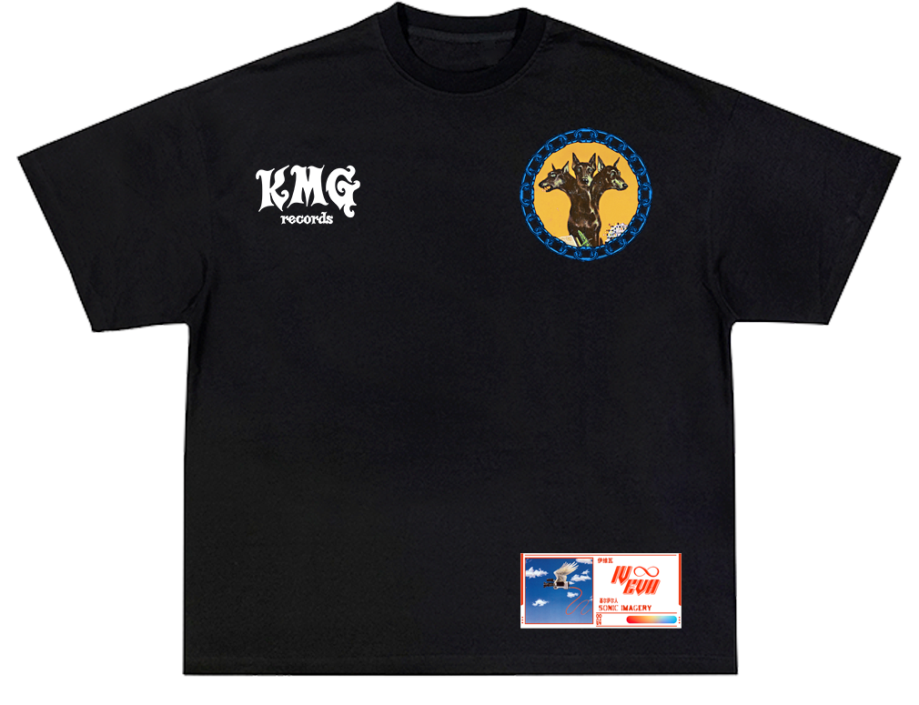 I. KMG Records <b> ( Heavy Weight Tee )