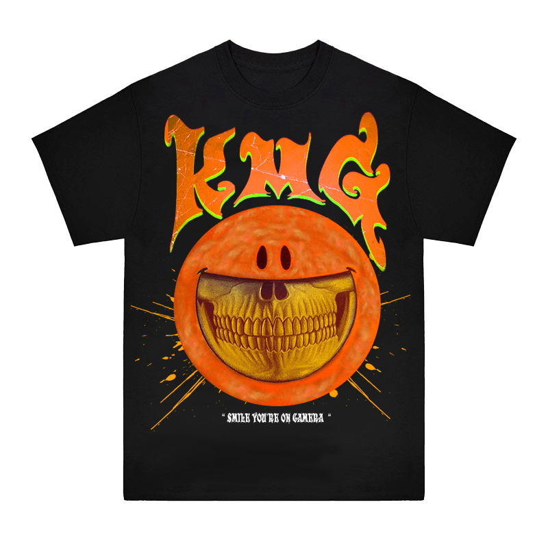 I. SMILEY ( Heavy Weight Tee )