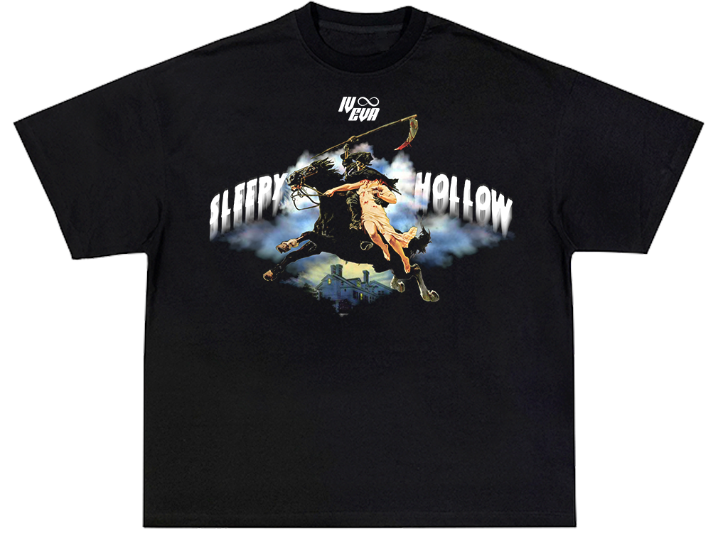 I. Sleepy Hollow ( Heavy Weight Tee )